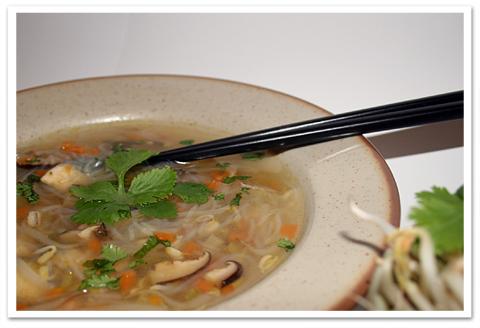 Soupe chinoise la mode de mo zelda et mo for Cuisine zelda